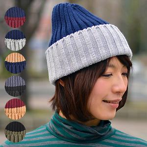 レディースニット帽2