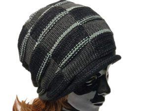 メンズニット帽10