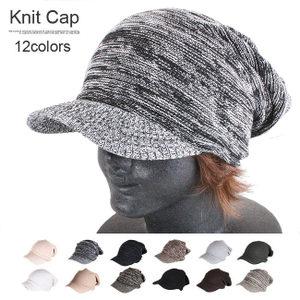 メンズニット帽3