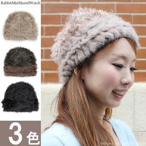レディースニット帽8
